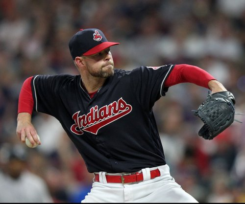 Cleveland Indians overcome Corey Kluber injury to wallop Kansas City Royals