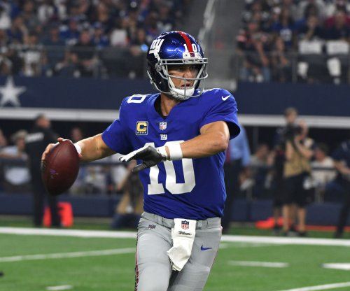 New York Giants look to rebound in Philadelphia Eagles' home opener