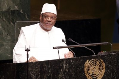 Malian leader Keita expected to win re-election after runoff