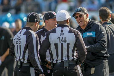 Carolina Panthers fire two defensive coaches