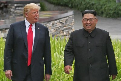 North Korea mum on second summit with U.S.