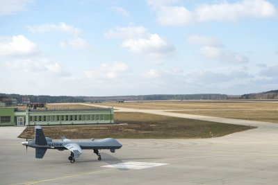 MQ-9 Reaper drone detachment in Poland is fully operational