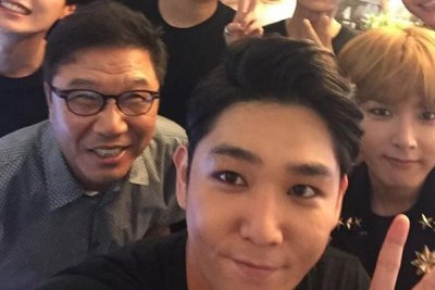 Kangin leaves Super Junior after 14 years