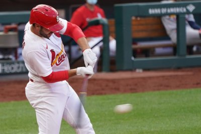 Cardinals' Paul DeJong belts homer in intrasquad game