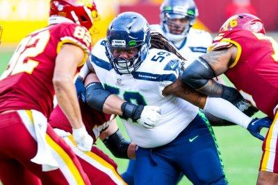 Seattle Seahawks waive veteran DT Damon 'Snacks' Harrison