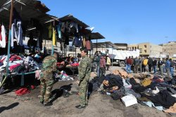 Dual suicide bombing attacks kill more than 30 in Baghdad