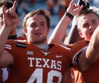 Texas LB Jake Ehlinger, younger brother of Colts draft pick Sam, found dead