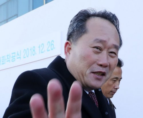North Korea's top diplomat attends second day of Party meeting