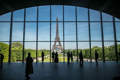 Eiffel Tower reopens in Paris after longest closure since WWII