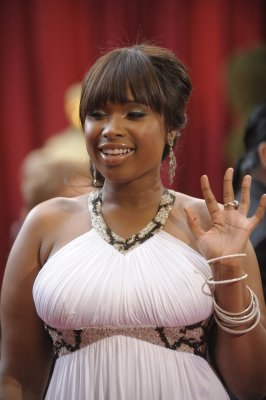Jennifer Hudson working on first album