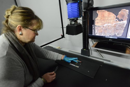 Dead Sea Scrolls go digital