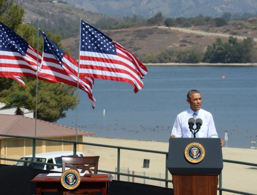 President Obama declares portion of L.A.-area San Gabriel Mountains a national monument