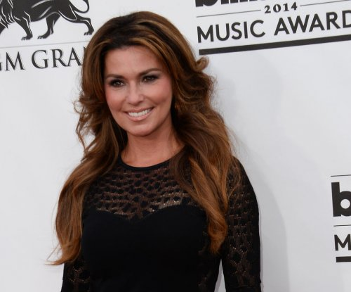 Shania Twain cancels two performances due to illness
