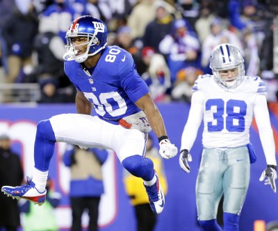 New York Giants WR Victor Cruz eager to return to field