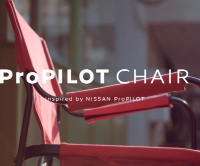 Nissan's self-driving 'ProPILOT' chairs make waiting in line more comfortable