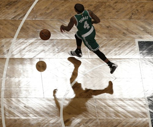 Boston Celtics' Isaiah Thomas will miss two games