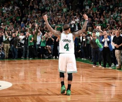 Isaiah Thomas drops 53 on late sister's birthday as Boston Celtics top Washington Wizards
