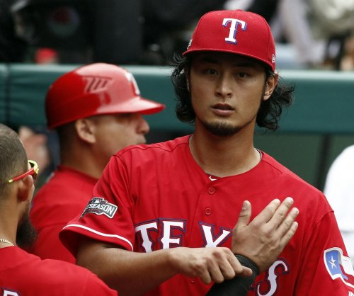 Yu Darvish helps Texas Rangers beat Houston Astros for 4th straight win
