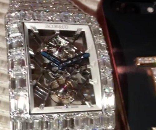 Floyd Mayweather buys $18 million watch