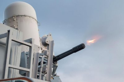 Raytheon wins $199.5M Navy contract for Close-In Weapon System work