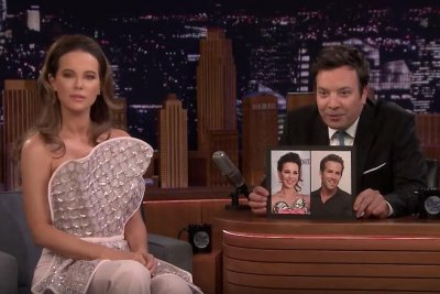 Kate Beckinsale thinks she looks 'exactly' like Ryan Reynolds