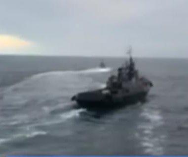 Russia returns 3 seized naval ships to Ukraine