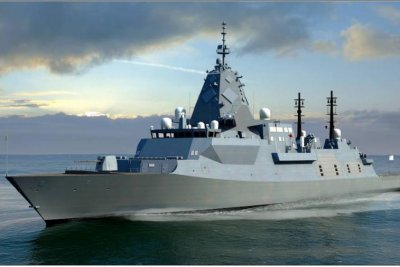 Steel contract signed for new Australian frigate prototypes