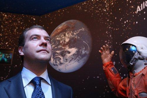 Russia celebrates 50th space anniversary