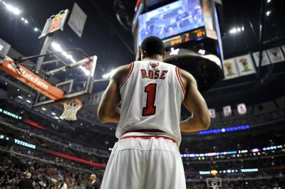 Derrick Rose to miss rest of NBA season