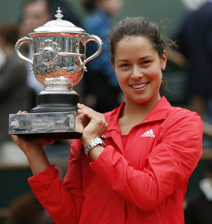 Ivanovic officially No. 1 in the world