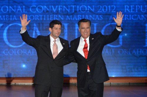 Romney: America deserves hope and change