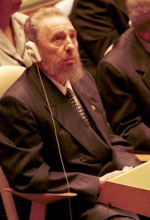Fidel Castro calls Gaza incursion 'Palestinian Holocaust'