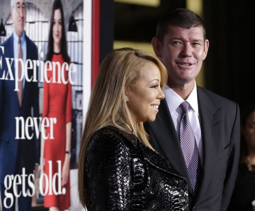 Mariah Carey and new beau James Packer make their red carpet debut