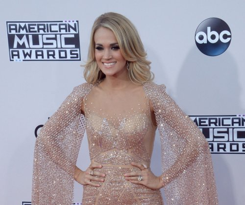 Carrie Underwood gushes about son Isaiah at AMAs