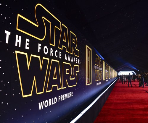 Best moments from the 'Star Wars: The Force Awakens' premiere