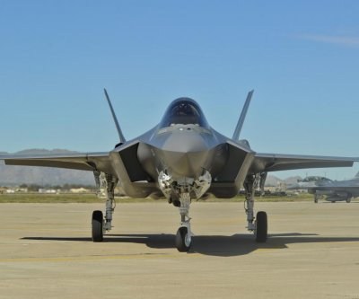 F-35s in test deployment