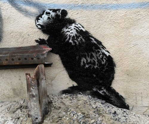 Study: Graffiti artist Banksy unmasked by geospatial analysis