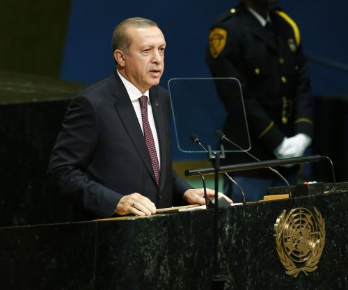 Turkey's Erdogan angered by slow EU entry process