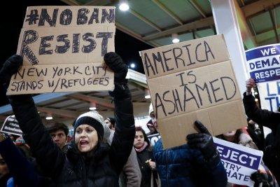 Life in an Arab-American community under Trump's 'Muslim ban'