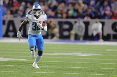 Detroit Lions waive RB Tion Green