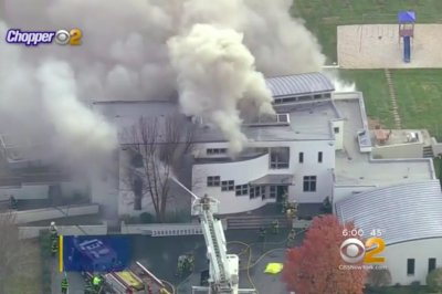 2 adults, 2 children found dead at scene of N.J. mansion fire