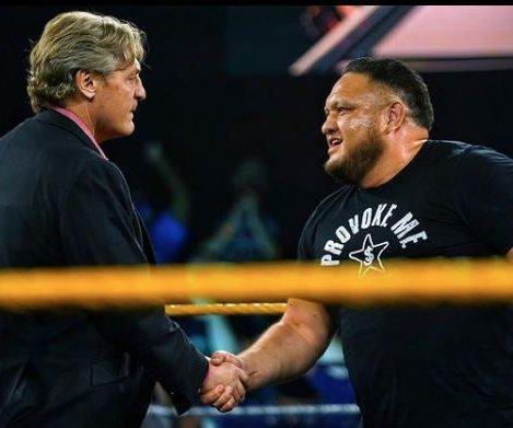 WWE 'NXT': Samoa Joe gets title match, Dakota Kai betrays Raquel Gonzalez