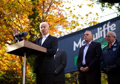 Joe Biden congratulates wrong Marty Walsh