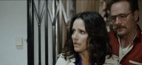 Bryan Cranston, Aaron Paul and Julia Louis-Dreyfus team up for new Emmys promo