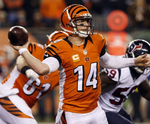 Bengals out of character in Monday night loss