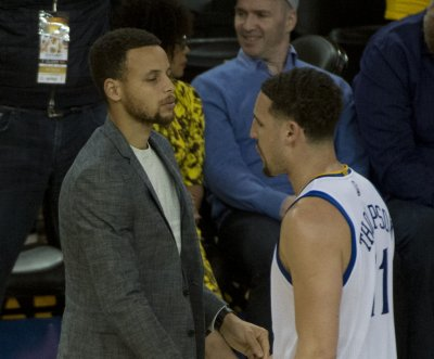 Stephen Curry appears doubtful to return Saturday