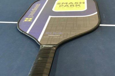 Venue's pickleball paddle dubbed world's largest