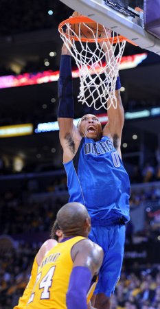 NBA says official missed Mavs' foul of Minnesota's Love