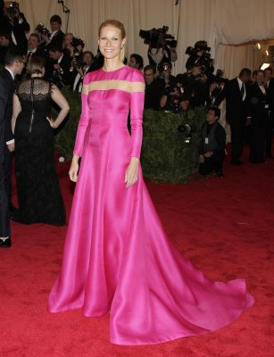Actress Gwyneth Paltrow calls Met gala 'un-fun'