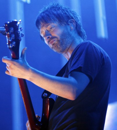 Radiohead: We didn't compose 'Choke' score